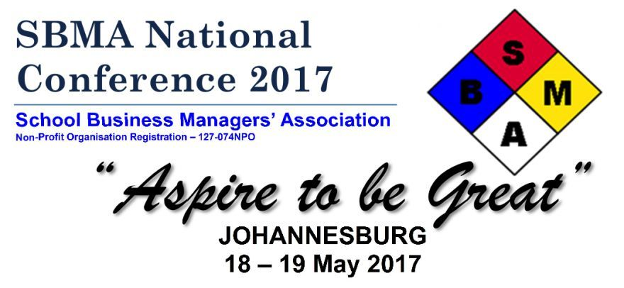 SBMA Conference - 2nd & 3rd June 2016